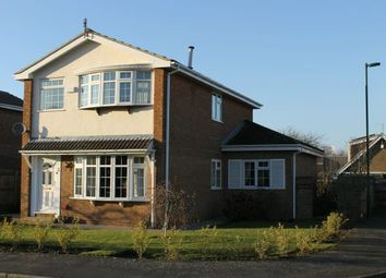 Thumbnail 5 bedroom detached house for sale in Bramham Down, Hunters Hill, Guisborough