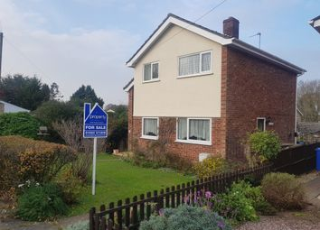 Thumbnail 3 bed detached house for sale in The Chase, Worlingham, Beccles