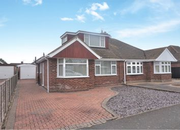 Thumbnail 2 bed semi-detached bungalow for sale in St. Marks Road, Humberston