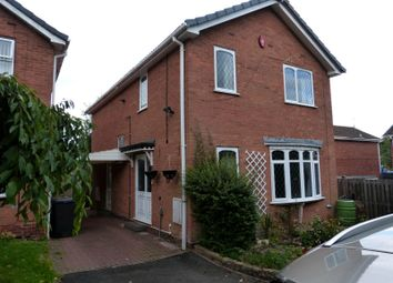 Thumbnail 4 bed detached house to rent in Painswick Close, Redditch
