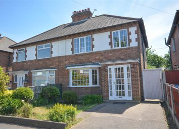 Thumbnail 3 bed semi-detached house for sale in Eltham Road, West Bridgford, Nottingham