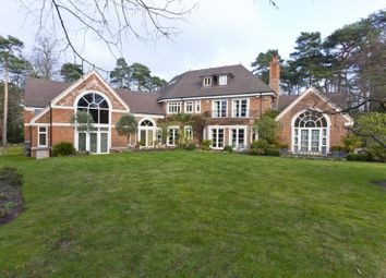 Thumbnail Terraced house to rent in Chestnut Avenue, St Georges Hill, Weybridge, Surrey
