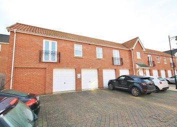 Thumbnail 2 bed flat to rent in Edward Jodrell Plain, Norwich, Norfolk