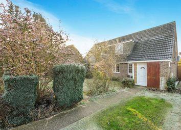Thumbnail 3 bed semi-detached house for sale in Browning Close, Thatcham