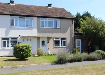 Thumbnail 2 bed semi-detached house for sale in Rectory Lane, Byfleet, Surrey