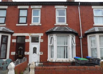 Thumbnail 3 bed terraced house for sale in Fenton Road, Blackpool