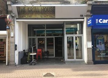 Thumbnail Restaurant/cafe to let in 19 Bank Street, Newquay, Cornwall