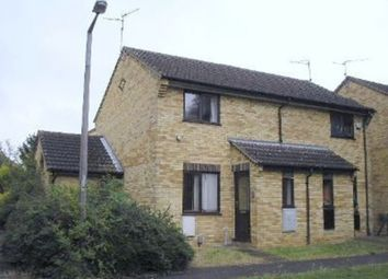 Thumbnail 2 bed semi-detached house to rent in Swale Avenue, Gunthorpe, Peterborough