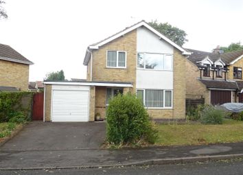 Thumbnail 3 bed detached house for sale in Manor Road, Heather, Leicestershire