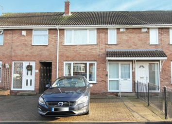 Thumbnail 2 bedroom terraced house for sale in Dressay Grove, Hull