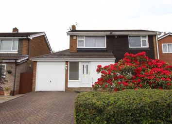 Thumbnail 3 bedroom detached house to rent in Salthouse Close, Brandlesholme, Bury