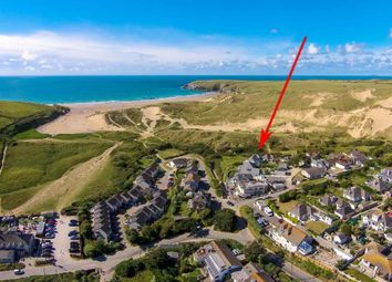 Thumbnail 3 bed detached house for sale in Holywell Bay, Newquay