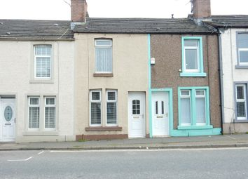 Thumbnail 2 bed terraced house for sale in 237 Harrington Road, Workington, Cumbria