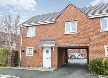 Thumbnail 1 bed flat for sale in Baker Close, Buckshaw Village, Chorley