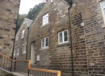 2 bed town house to rent in Sheffield Road, New Mill, Holmfirth HD9