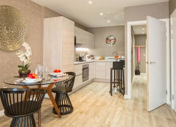 "Thumbnail 1 bed flat for sale in ""Marathon House"" at Wembley Retail Park, Engineers Way, Wembley"