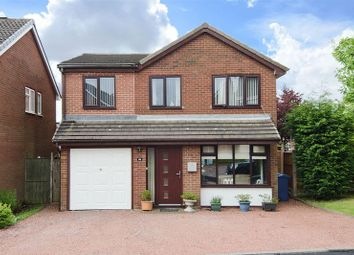 Thumbnail 5 bed detached house for sale in Bond Way, Hednesford, Cannock