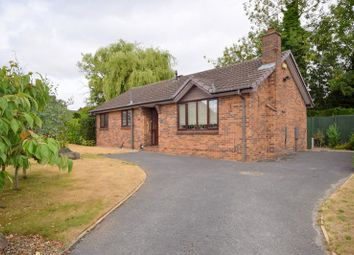 Thumbnail 3 bedroom detached bungalow for sale in Hollowood Avenue, Littleover, Derby