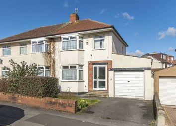 Thumbnail 3 bed semi-detached house for sale in Stanley Avenue, Filton, Bristol