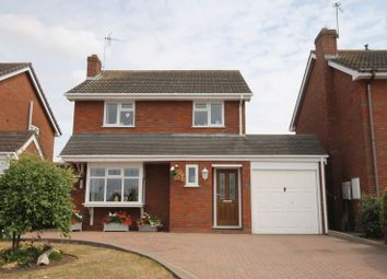 Thumbnail 3 bed property for sale in Fullmoor Close, Penkridge, Stafford