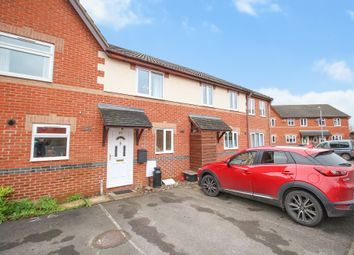 Thumbnail 2 bed terraced house for sale in Hillbourne Close, Warminster