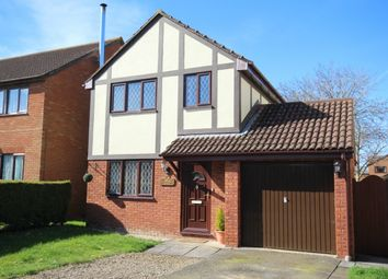 Thumbnail 3 bed detached house for sale in Kings Drive, Westonzoyland, Bridgwater