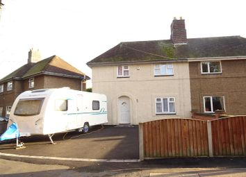 Thumbnail 3 bed semi-detached house for sale in Glenmore Avenue, Shepshed, Leicestershire