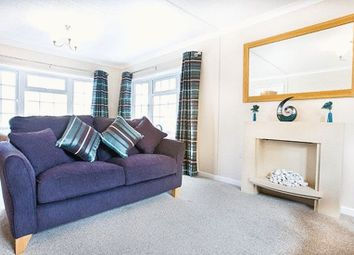 Thumbnail 2 bed mobile/park home for sale in Rickwood Park, Horsham Road, Beare Green, Dorking