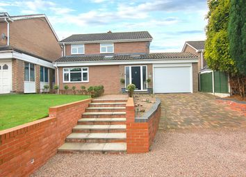 Thumbnail 3 bed detached house for sale in Cheltenham Drive, Kingswinford
