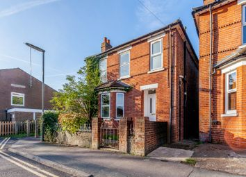 Thumbnail 3 bed detached house for sale in Bray Road, Guildford