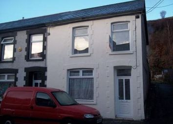 Thumbnail 3 bed property to rent in Parry Street, Tylorstown, Ferndale