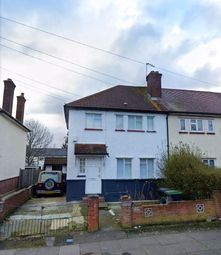 Thumbnail 3 bed terraced house to rent in Perth Road, Wood Green