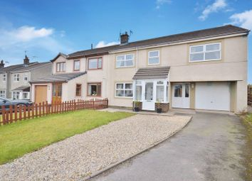 Thumbnail 4 bedroom semi-detached house for sale in Meadow Close, Gosforth, Seascale