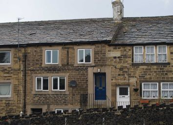 Thumbnail 2 bed terraced house to rent in Berry Croft, Honley, Holmfirth