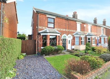 Thumbnail 3 bed end terrace house for sale in Pax Terrace, Brantham Hill, Brantham, Manningtree