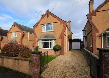 Thumbnail 3 bedroom detached house for sale in Elm Grove, Plympton, Plymouth, Devon