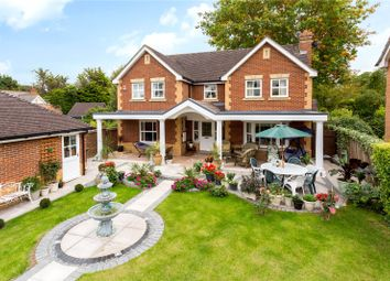Thumbnail 4 bed detached house for sale in Tower Gardens, Claygate, Esher, Surrey