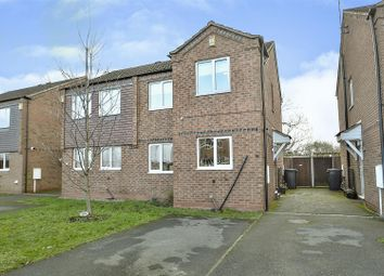 Thumbnail 3 bed semi-detached house for sale in Ludford Close, Long Eaton, Nottingham