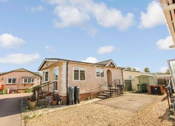 Thumbnail 2 bed mobile/park home for sale in Lordsway Park, Alconbury, Huntingdon, Cambridgeshire
