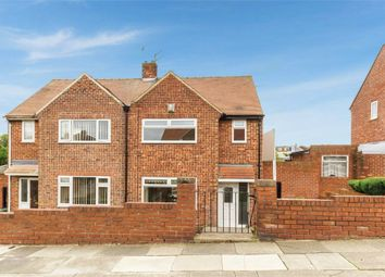 Thumbnail 2 bed semi-detached house for sale in Lincoln Avenue, Sunderland, Tyne And Wear