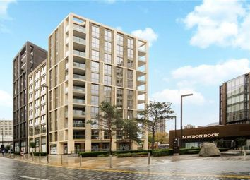 Thumbnail 1 bed flat for sale in Emery Wharf, 9 Thomas More Street, London