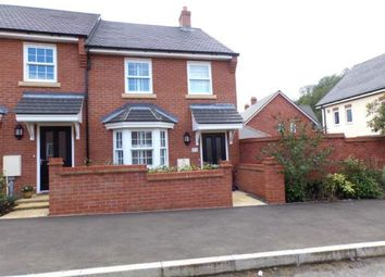 Thumbnail 3 bed end terrace house for sale in Wilkinson Road, Kempston, Bedford, Bedfordshire