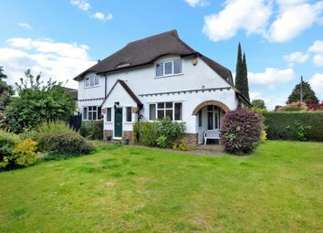 Thumbnail 3 bedroom detached house for sale in Onslow Gardens, Thames Ditton