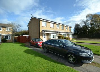 Thumbnail 3 bed end terrace house for sale in Benbain Place, Girdle Toll, Irvine, North Ayrshire