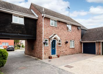 Thumbnail 4 bed link-detached house for sale in Kynaston Place, Witham, Essex