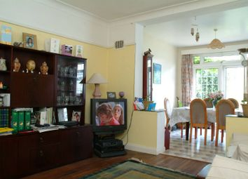 Thumbnail 3 bed semi-detached house to rent in Grand Avenue, Surbiton