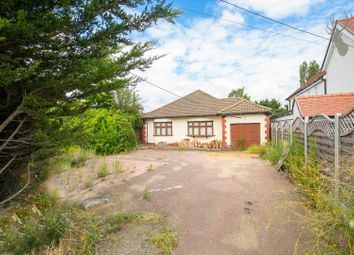 Thumbnail 2 bed bungalow for sale in Oak Hill Road, Stapleford Abbotts, Romford
