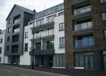 Thumbnail 1 bed flat to rent in Quay West Apartments, Douglas