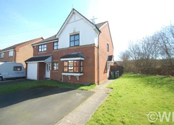 Thumbnail 2 bed semi-detached house for sale in Navigation Lane, West Bromwich