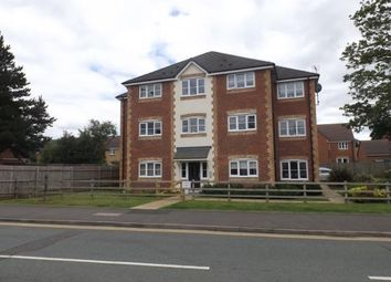 Thumbnail 2 bed flat for sale in Bullhurst Close, Talke, Stoke-On-Trent, Staffordshire